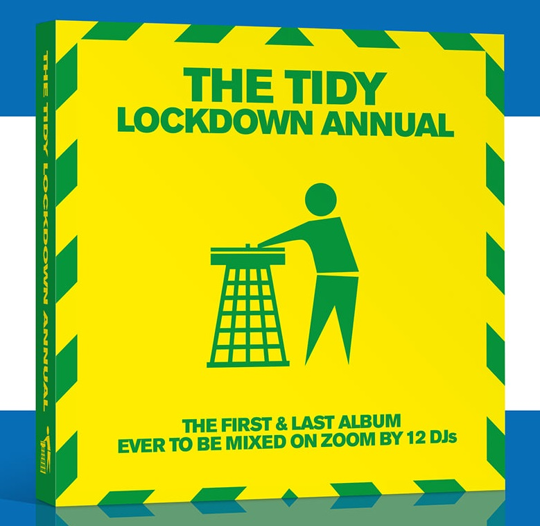 The Tidy Lockdown Annual